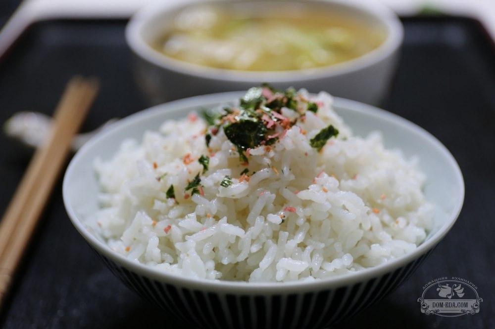 рецепты для рисовой диеты