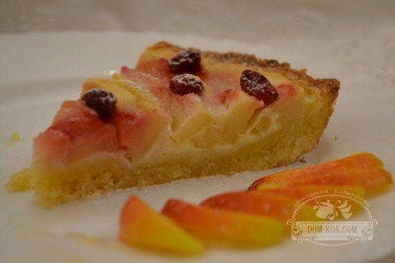 «Эльзасский» пирог готов