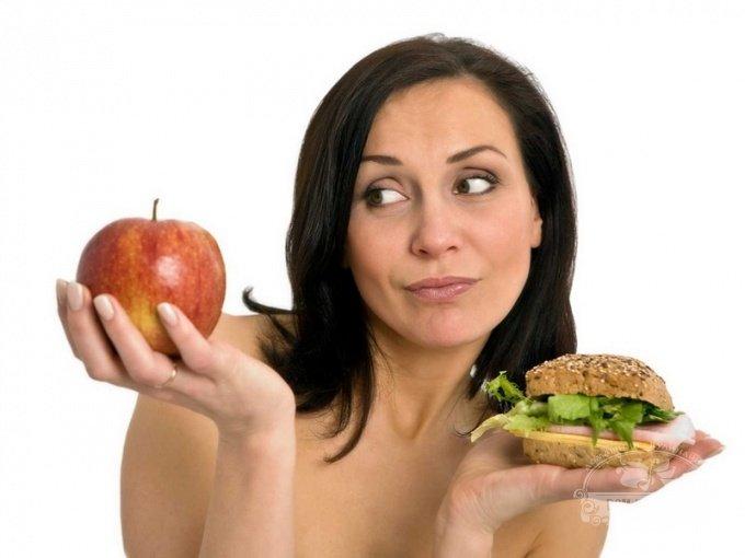 Правильное питание: меню на каждый день для здорового образа жизни
