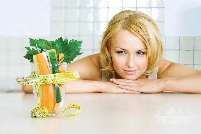 Безуглеводная диета для похудения - меню и таблица