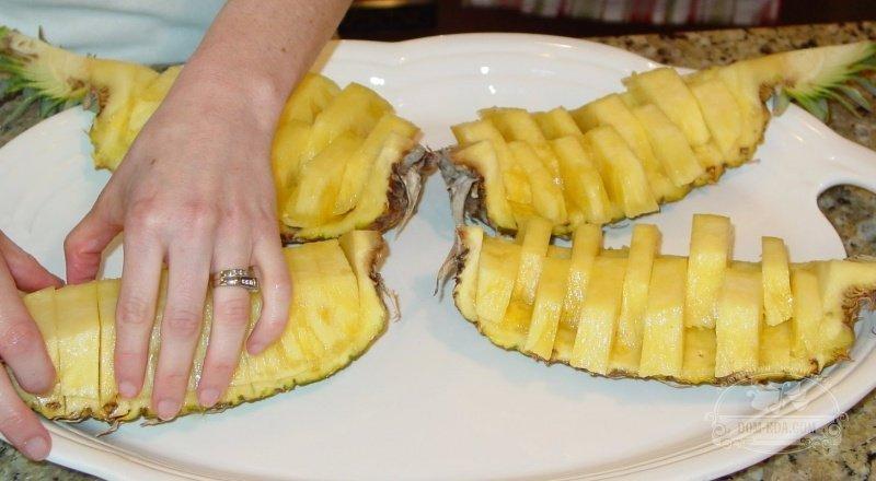 для детей что будет если съесть ананас целиком предлагаем удобные