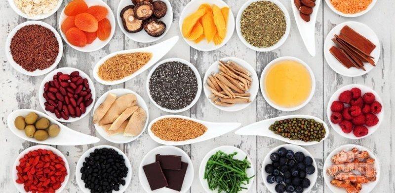 Безглютеновая диета для похудения меню