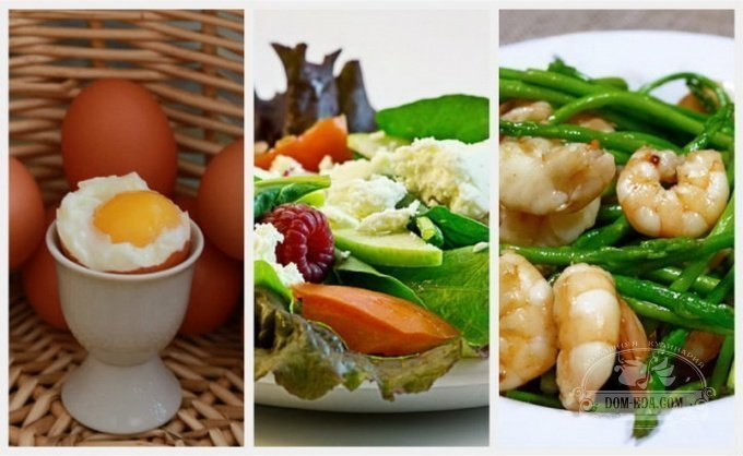 безглютеновая диета рецепты на неделю