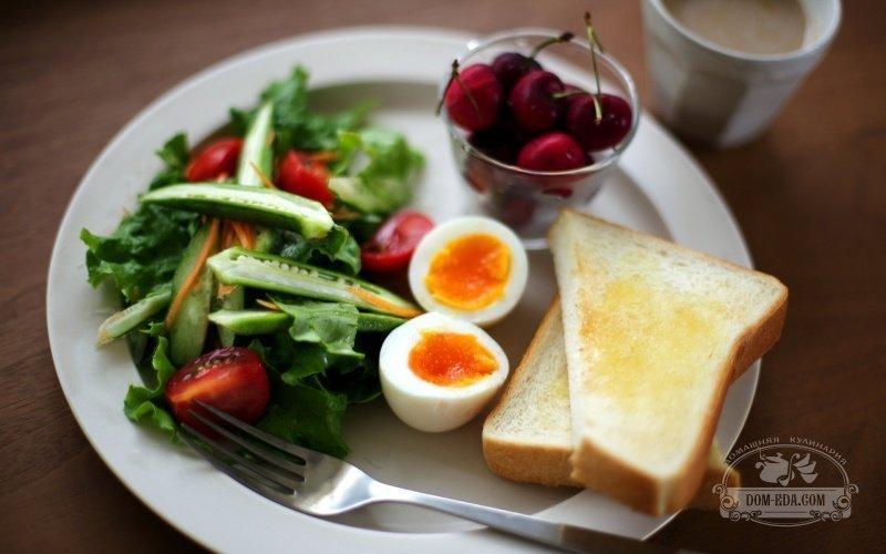 рацион правильного питания для похудения на неделю