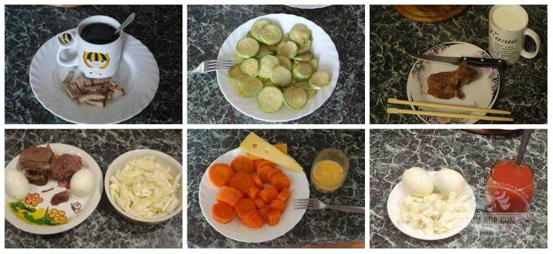 Японская бессолевая диета на 14 дней меню таблица