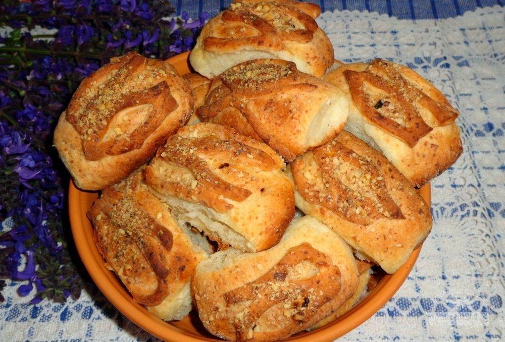 Пирожки с щавелем рецепт из дрожжевого теста в духовке