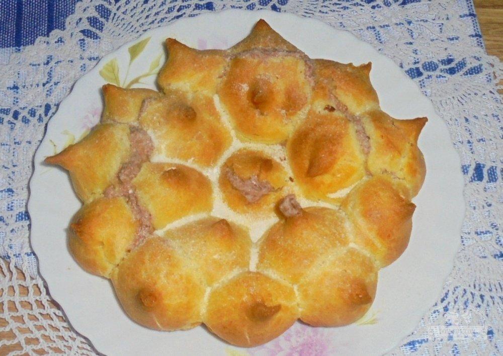 тесто для пирога заварное