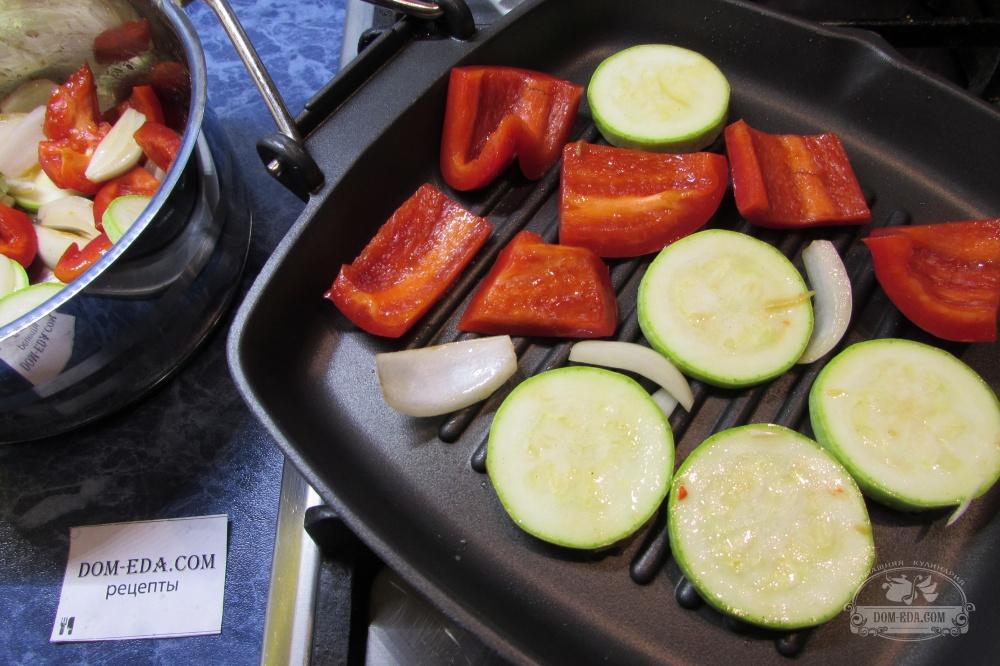 Как запекать овощи в домашних условиях 402