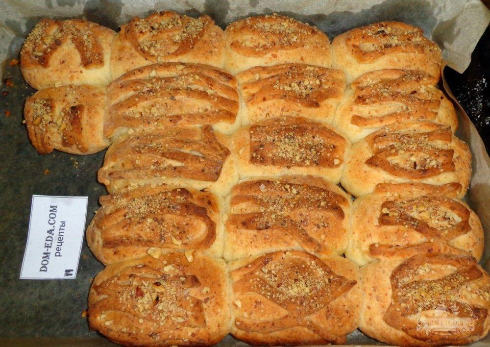 Пирожки с вареньем в духовке рецепт из дрожжевого