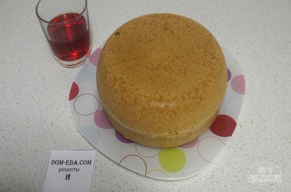 Клубничная пропитка для торта рецепт