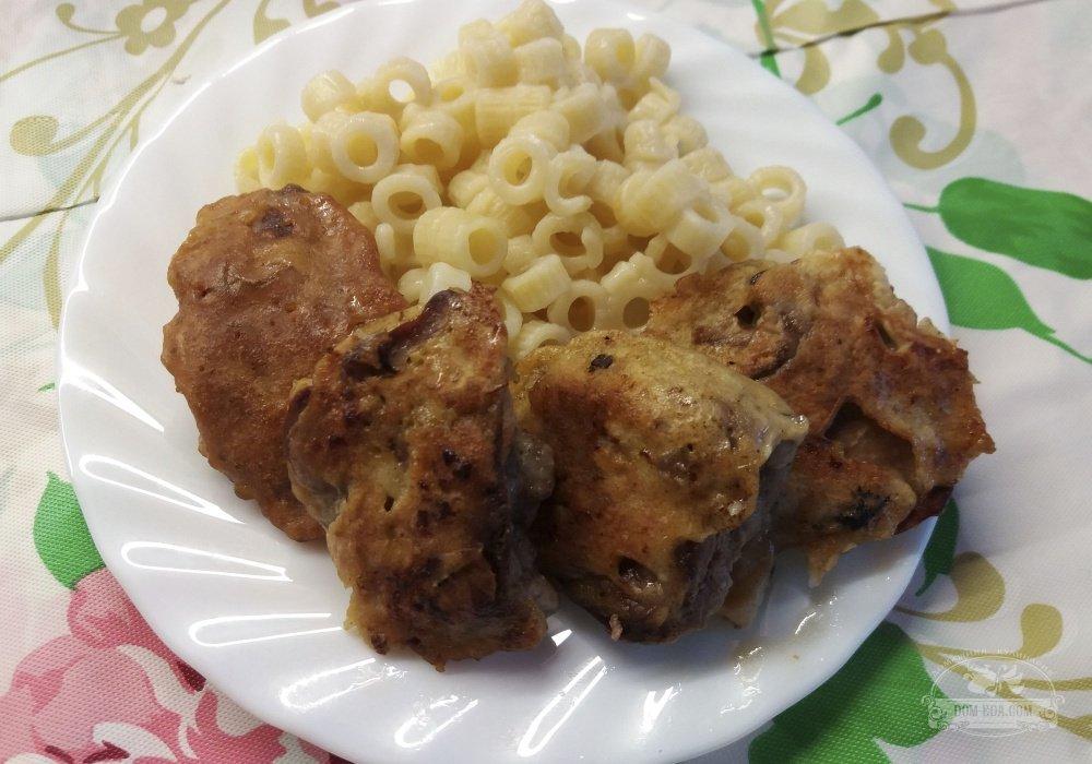 Рецепты пошагово с фото куриная печень
