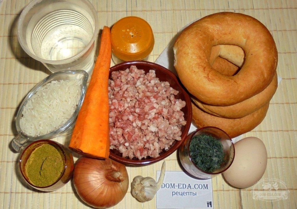Баранки рецепт фото духовке