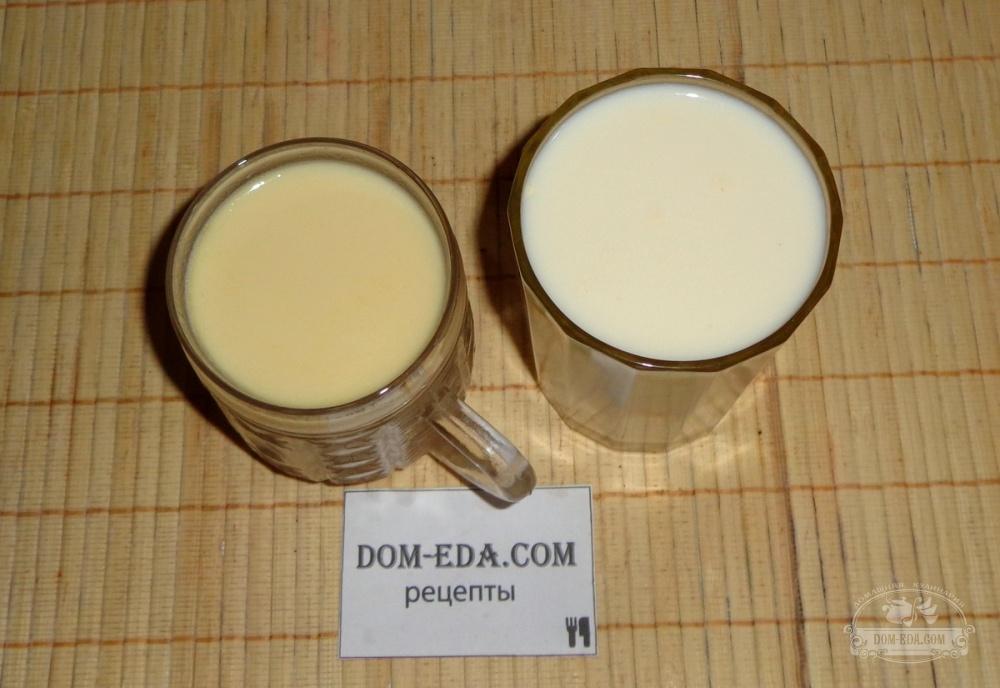 Как сделать топленое молоко в термосе в домашних
