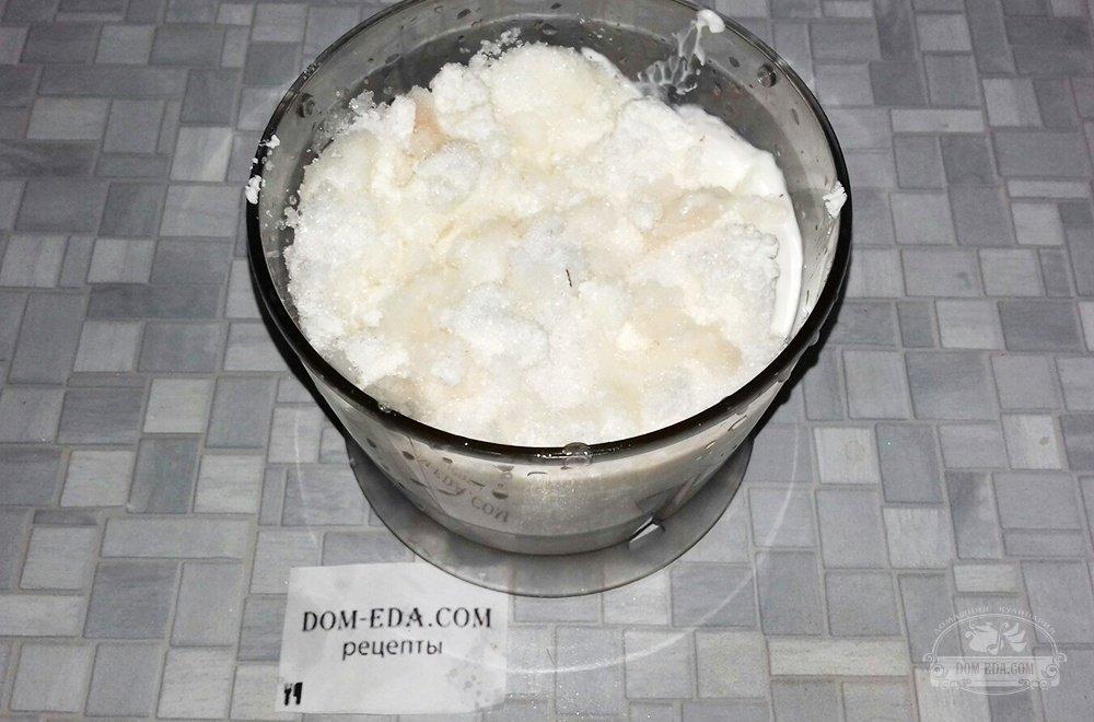 Творог с сахаром и сметаной для беременной ь 54