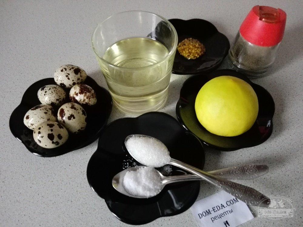 Как сделать майонез на яйцах 251