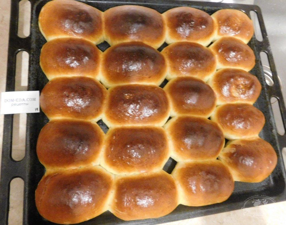 70Рецепт дрожжевых пирожков с вишней в духовке