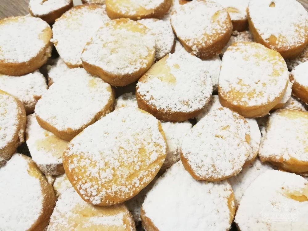 Печенья тающие во рту рецепт пошагово 77
