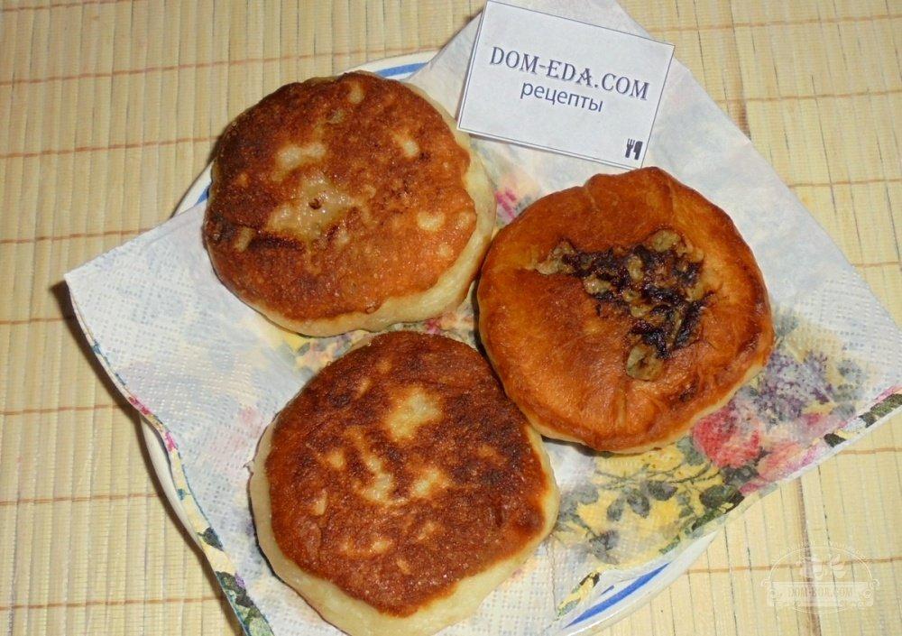 Тесто для беляшей рецепт пошагово с