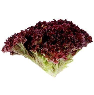 как приготовить салат лолло-россо