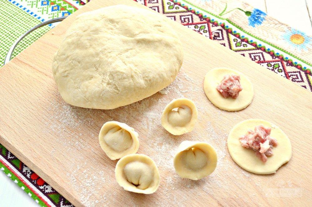 картинки пельменное тесто простой рецепт с фото пошагово удара
