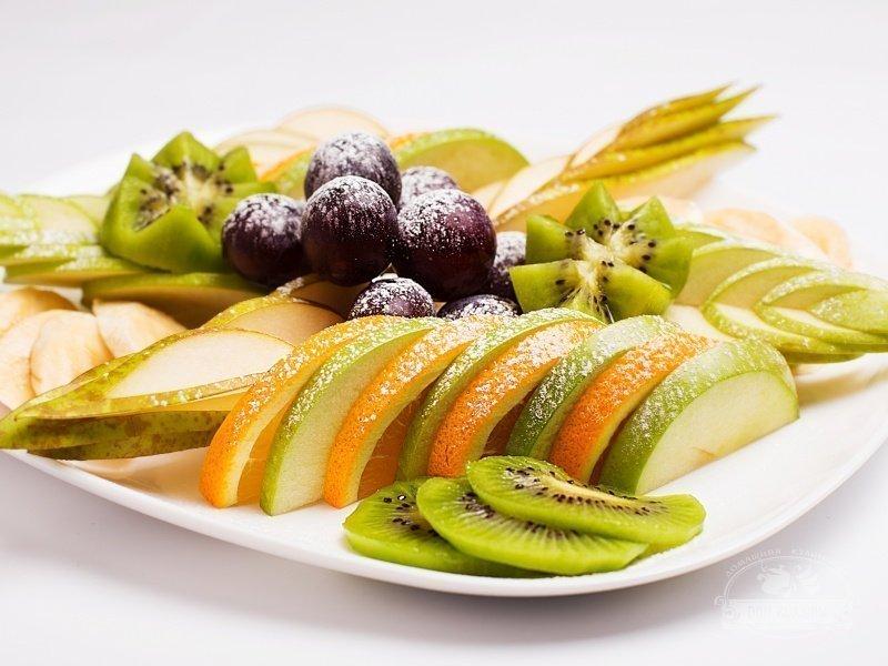 65ae868044 Как красиво выложить фрукты