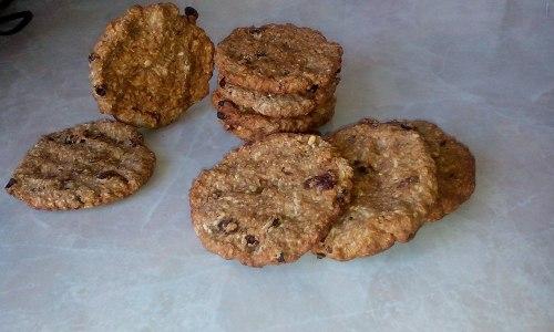 Овсяное печенье «Вкус детства»