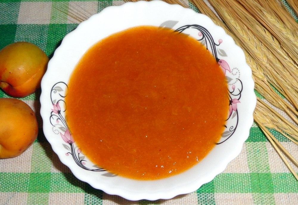 Как приготовить абрикосовый джем в домашних условиях 298