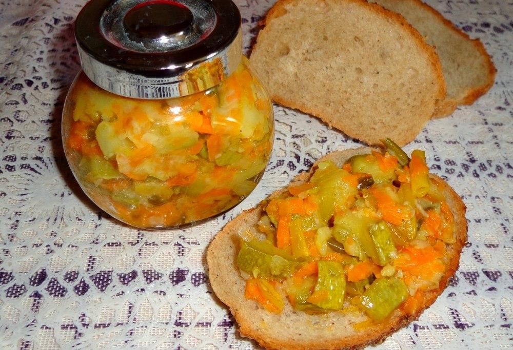 Кабачковое рагу рецепт с фото пошагово на зиму — pic 10
