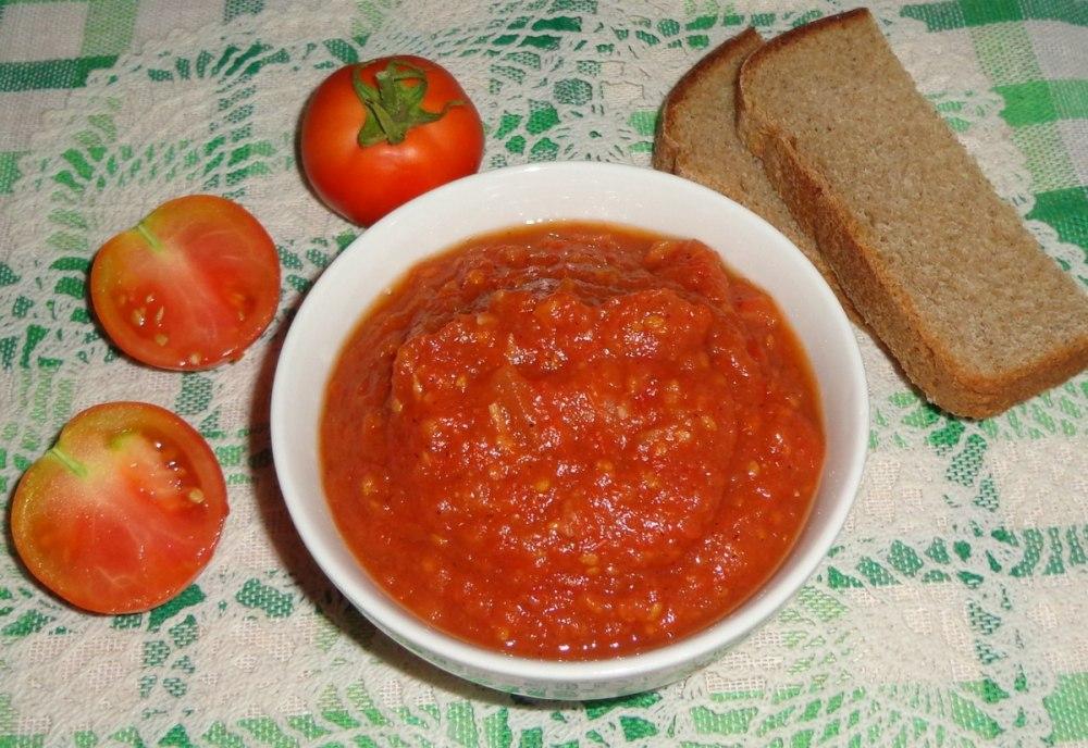 Рецепты кетчупов из помидор в домашних условиях 529