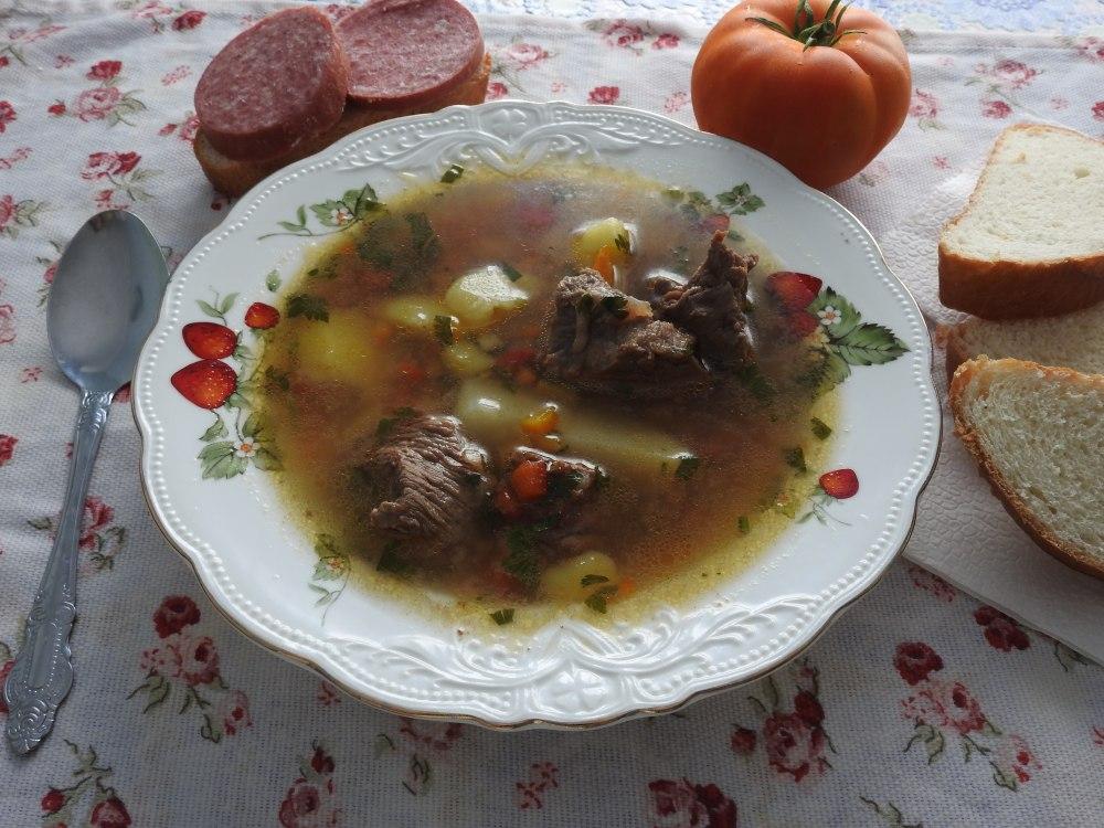 сказал, что суп шурпа из говядины рецепт с фото экстравагантная, креативная
