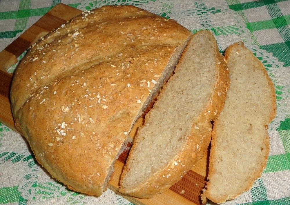 Готовим хлеб в домашних условиях 247