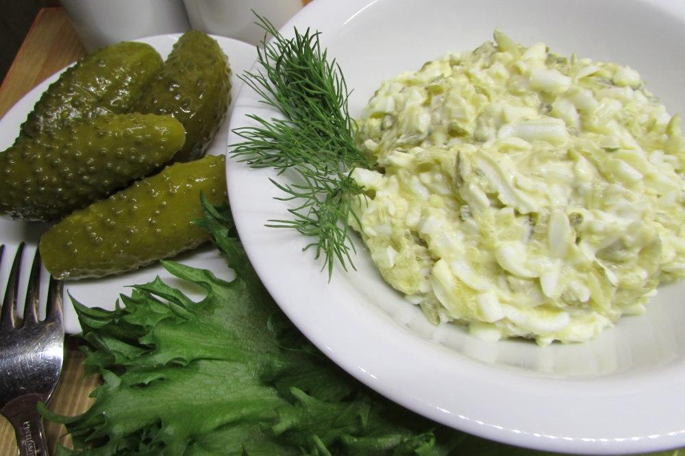 зальцбург отвечает салаты из соленых огурцов рецепты с фото тренажерном