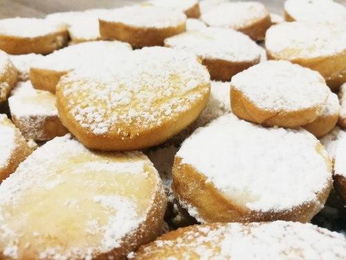 Воздушное печенье без яиц