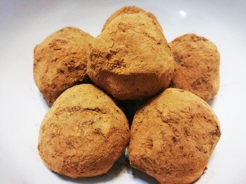 Сыроедческие трюфели