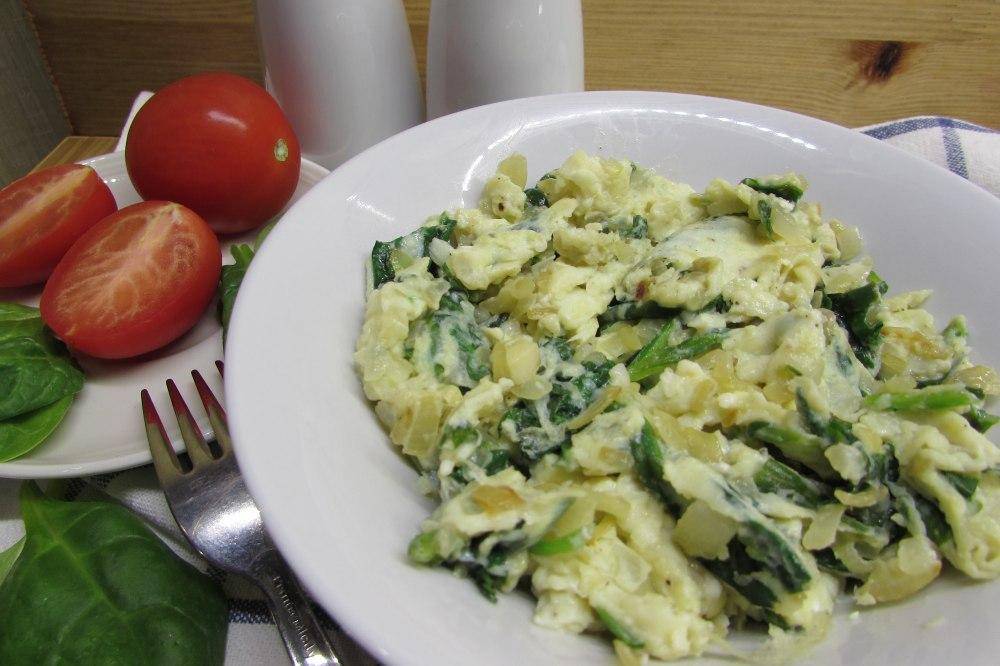 дело омлет со шпинатом рецепты с фото достоверная информация
