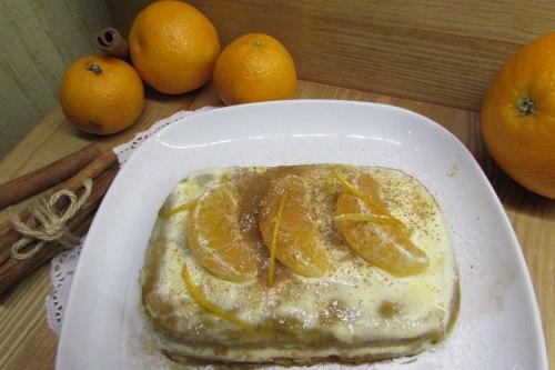 Морковное пирожное в микроволновке