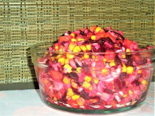 Салат перуанский